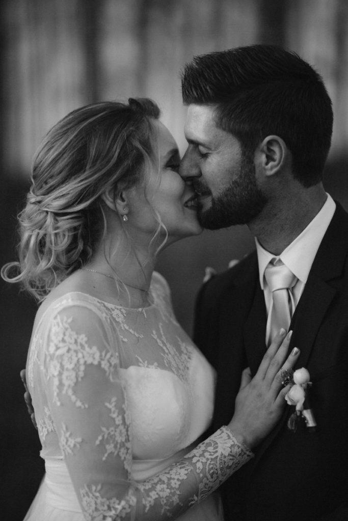 Duo photo vidéo Seine et Marne photographe mariage seine et marne noir et blanc