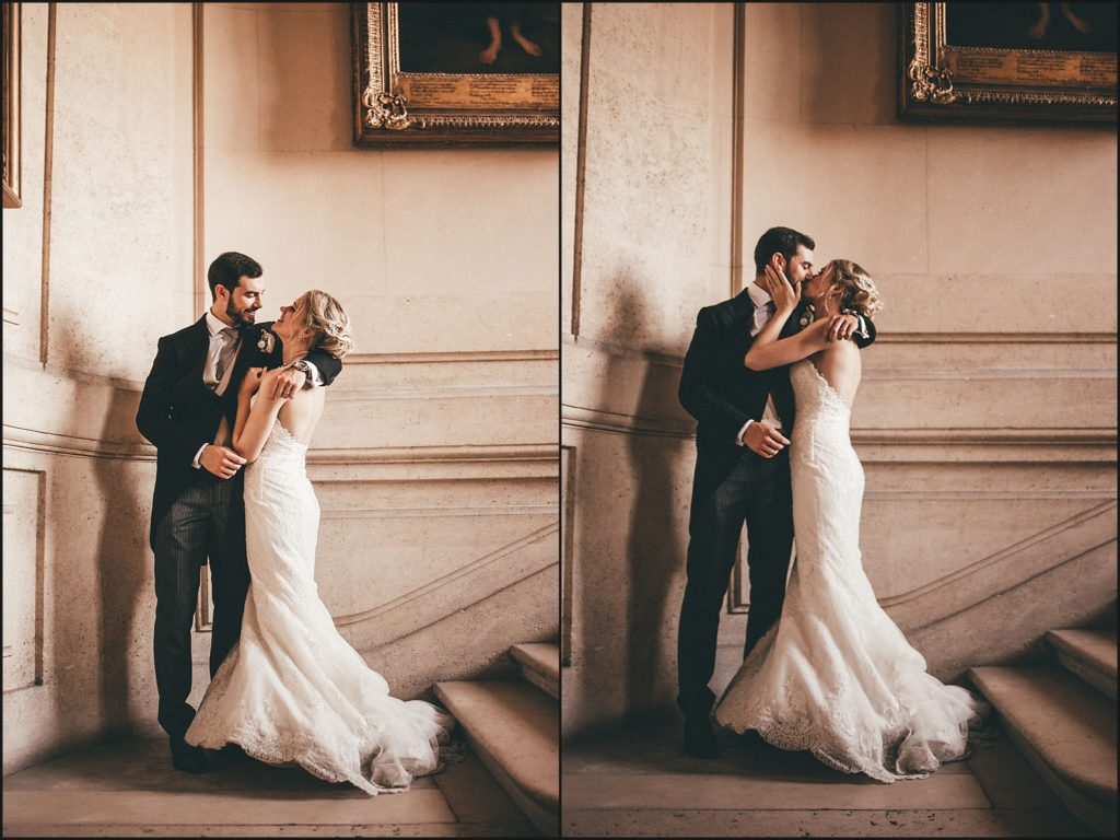 photographe mariage Oise château champlatreux
