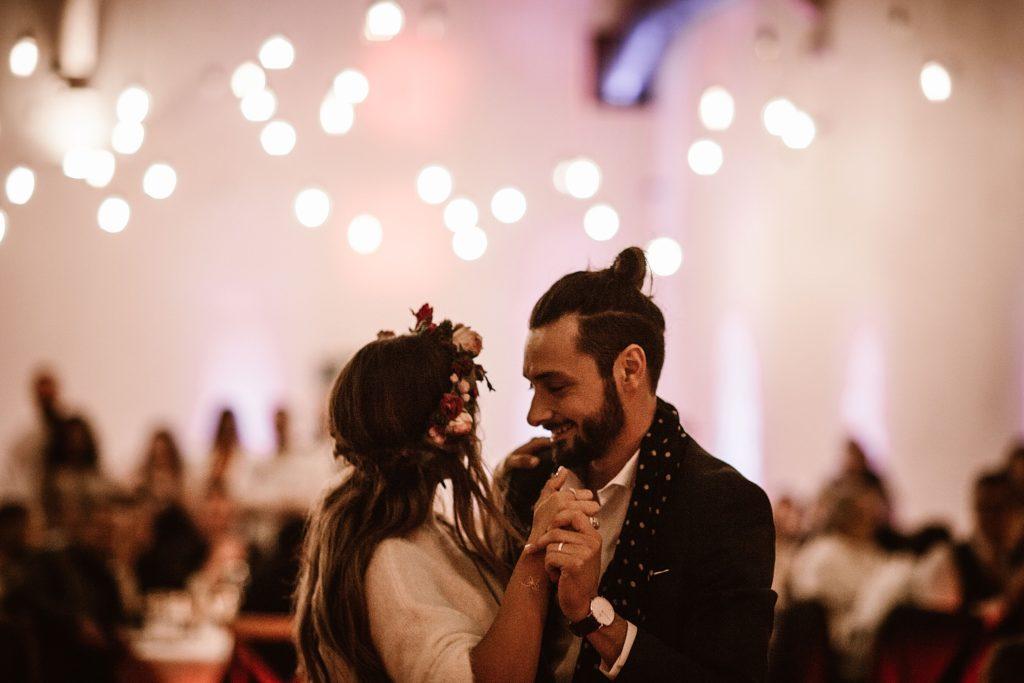 Mariage Ferme Armenon ouverture de bal des mariés