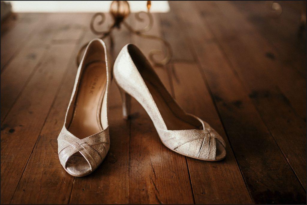Mariage à Verderonne chaussures jonak