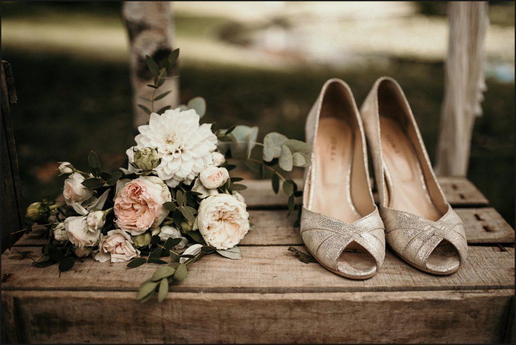 Mariage à Verderonne chaussures mariage femme jonak