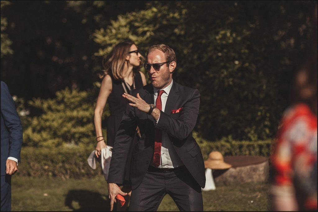 Mariage à Verderonne témoin danse cocktail