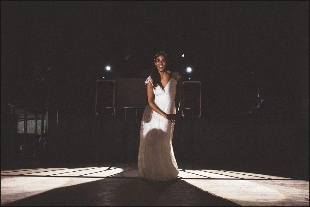 Mariage à Verderonne mariée danse