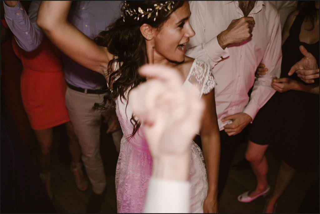 Mariage à Verderonne soirée dansante