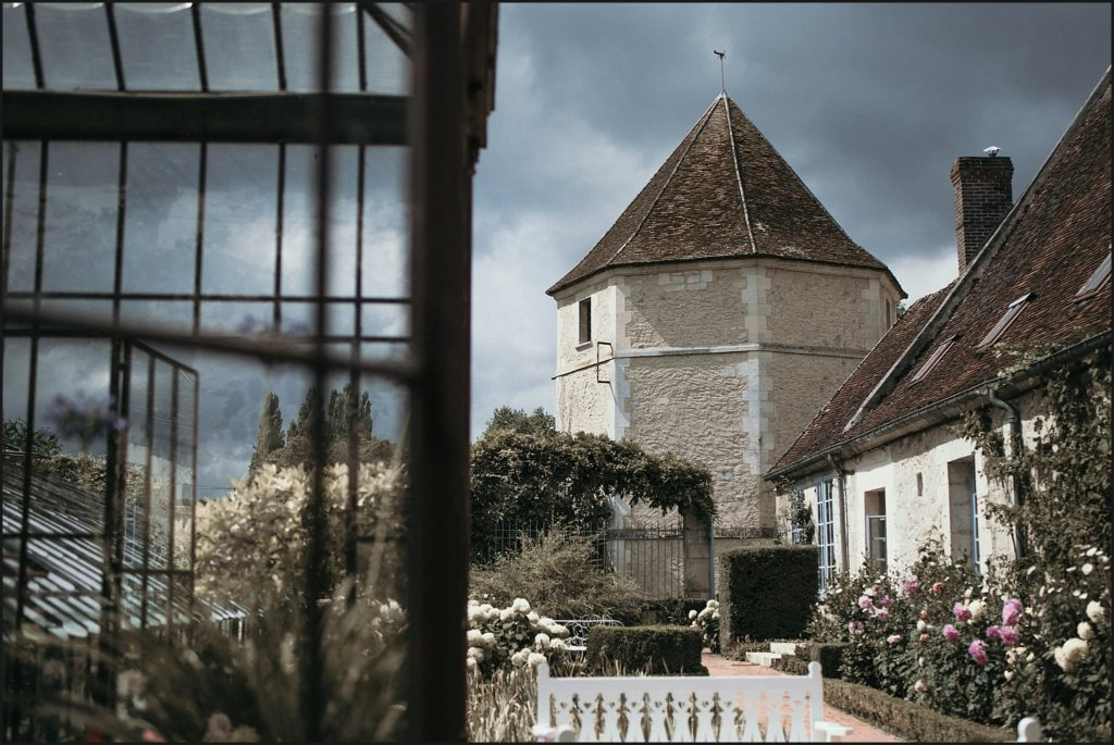 Mariage à Verderonne détails du domaine