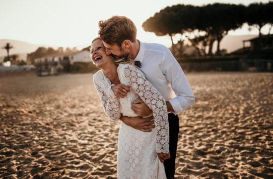 un mariage a la plage