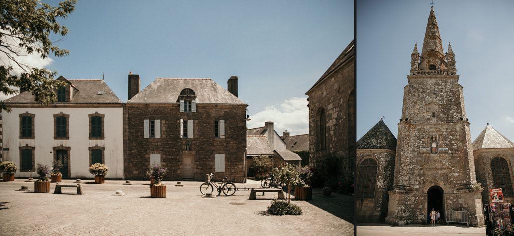 Photographe Mariage Bretagne mariage eglise carnac