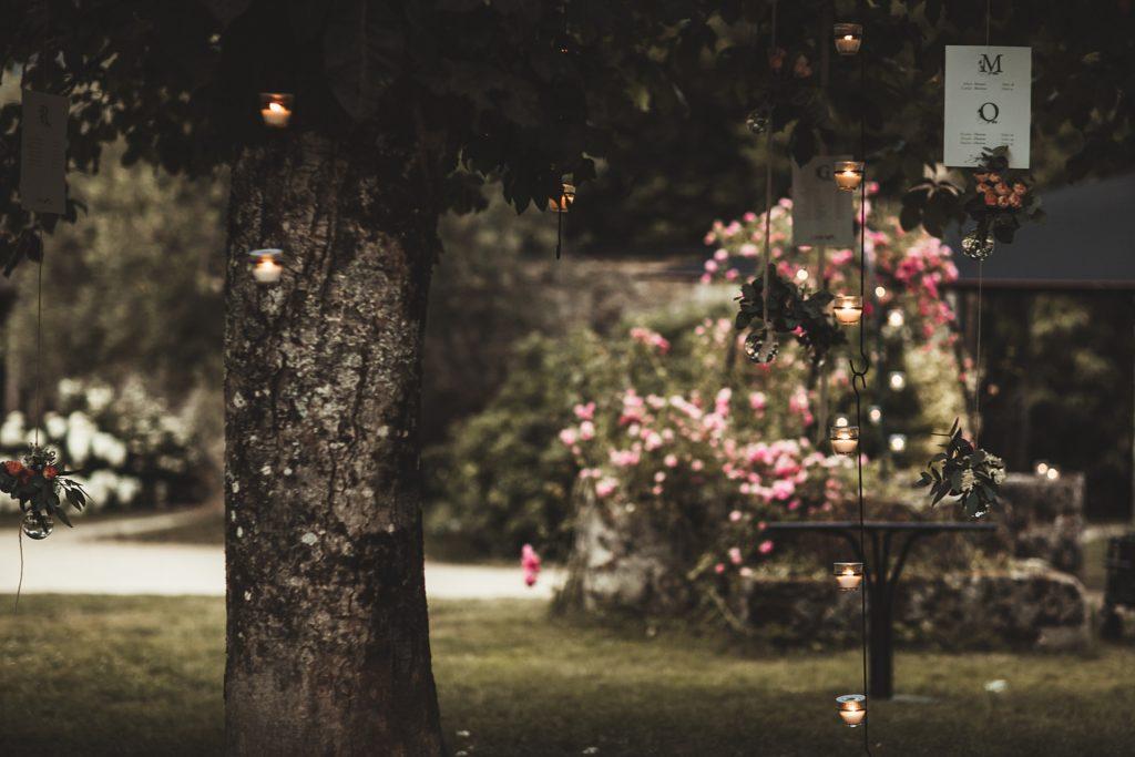 Photographe Mariage Bretagne décoration mariage manoir randrecard