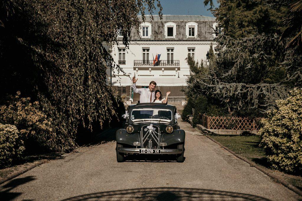 Mariage Rooftop Paris photographe mariage garches