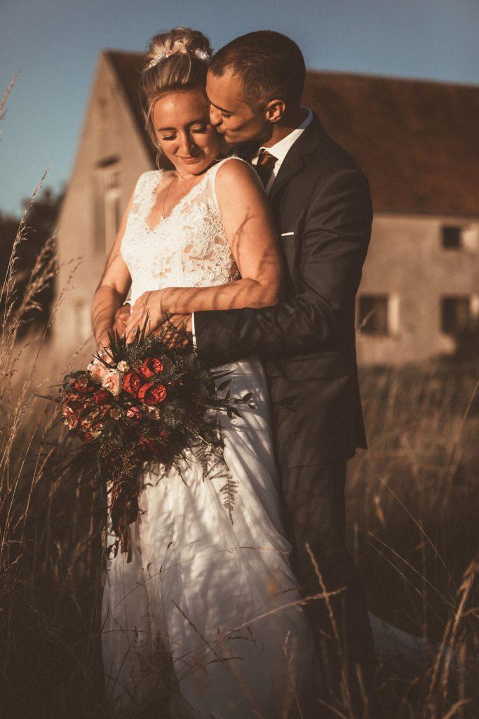 Photographe Mariage Prieuré de Vernelle photo de couple