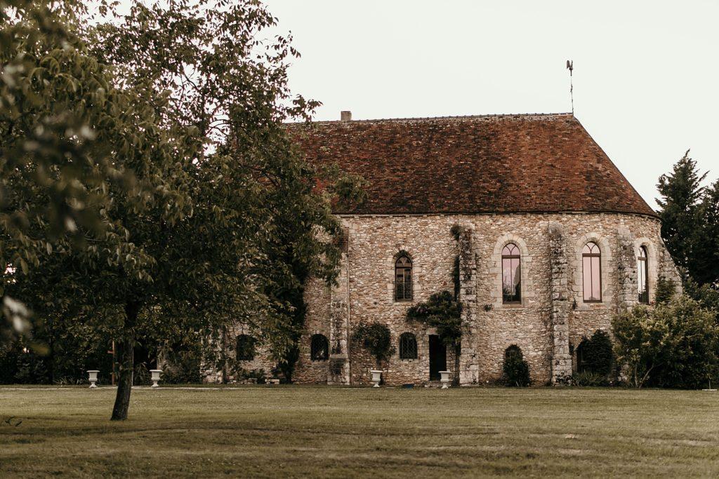 Photographe Mariage Prieuré de Vernelle photo du prieuré
