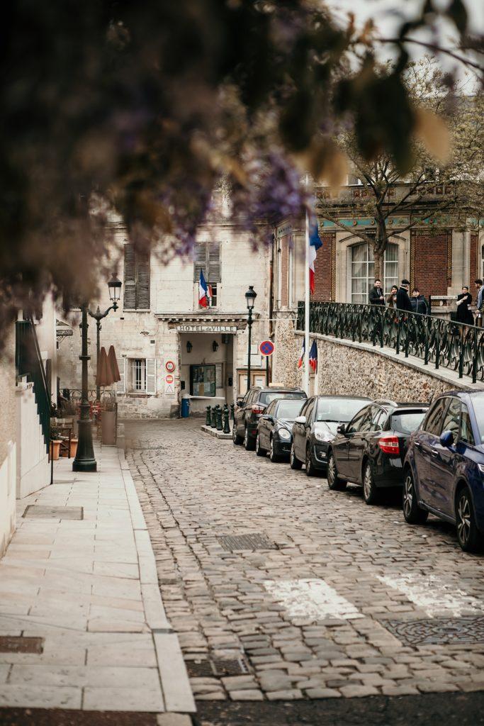 Photographe Mariage Yvelines hotel de ville plessis robinson