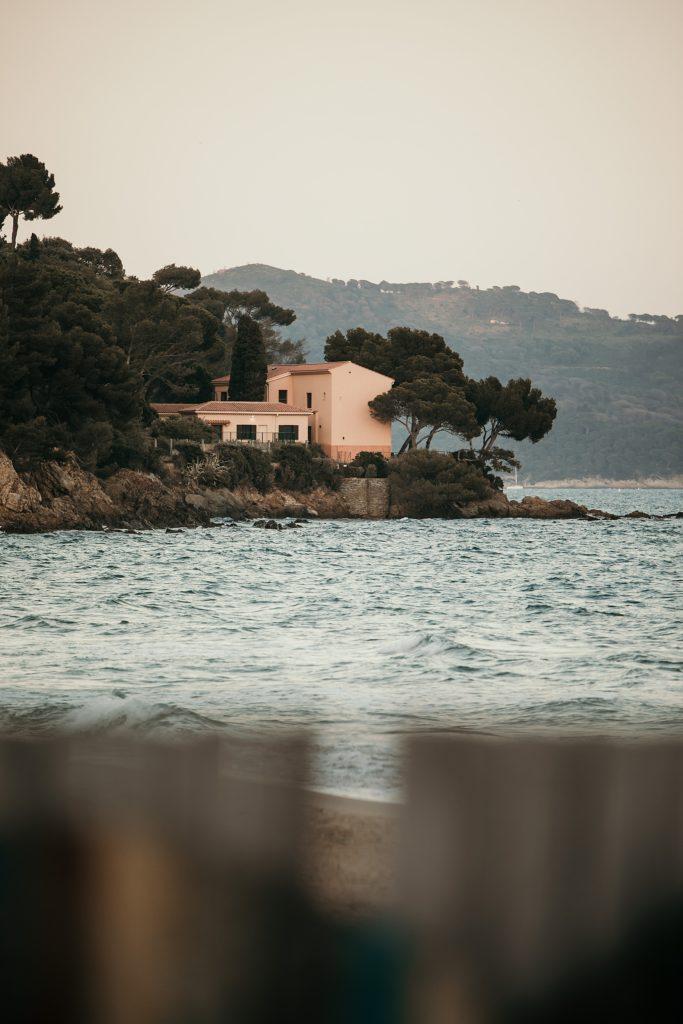 Un mariage à la plage gigaro maison