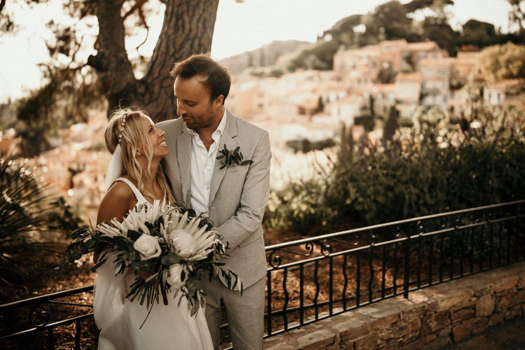 mariage bormes mimosas photographe mariage