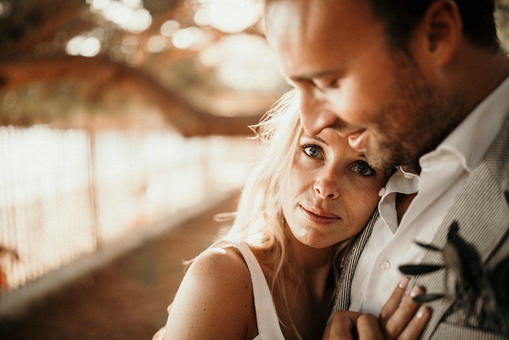 Photographe Mariage Lavandou mariage a la plage