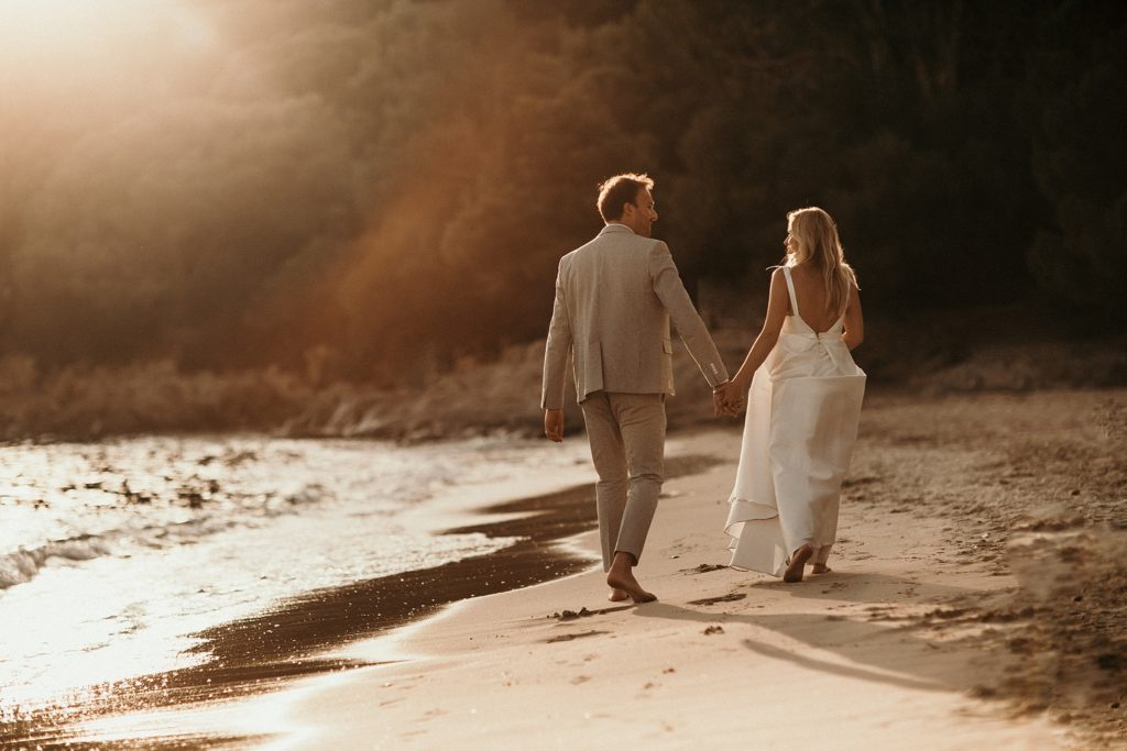 mariage bormes mimosas mariage plage lavandou