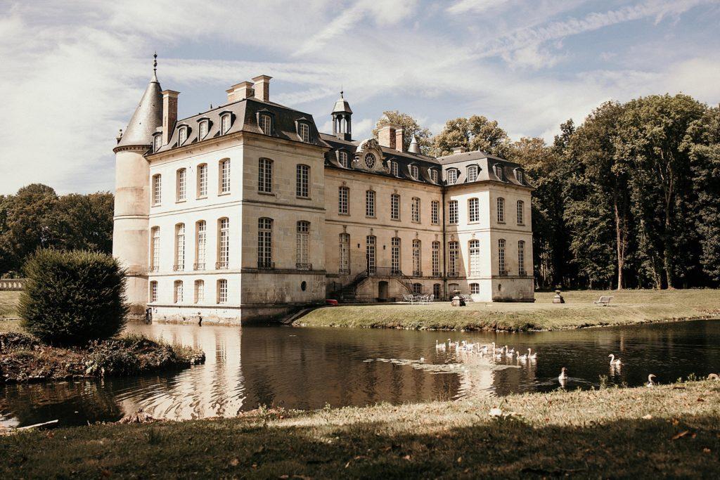 Lieux de mariage autour de Paris photographe mariage Oise Verderonne