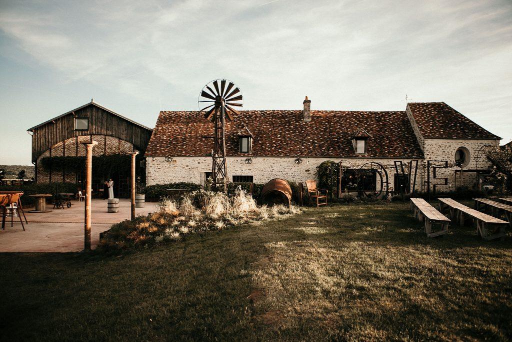 Lieux de mariage autour de Paris photographe les bonnes joies
