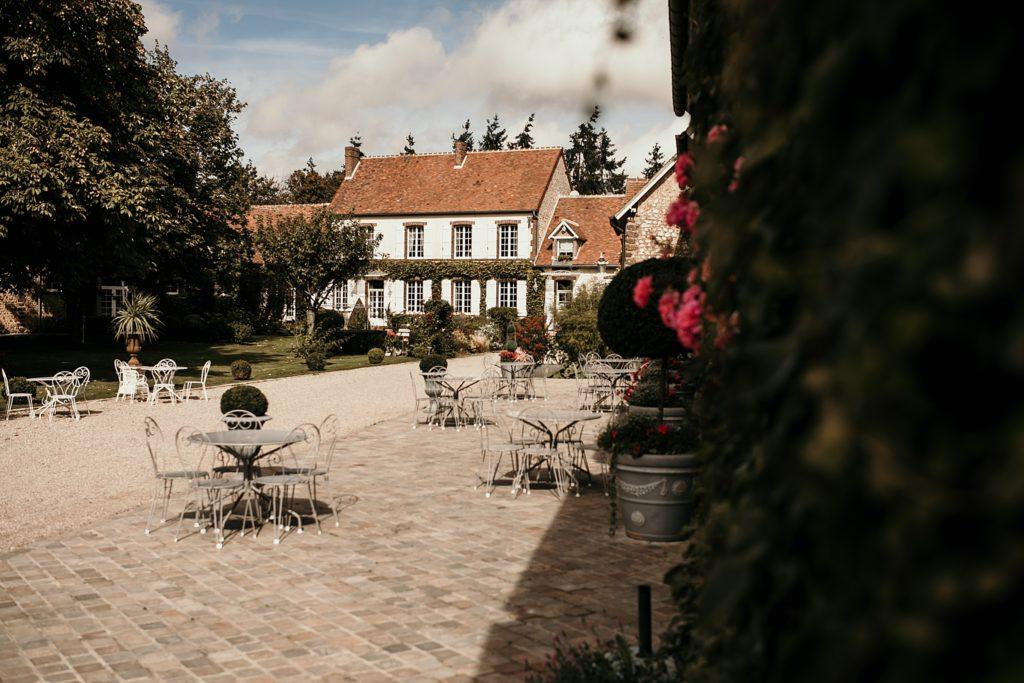 Lieux de mariage autour de Paris bergerie vaujoly