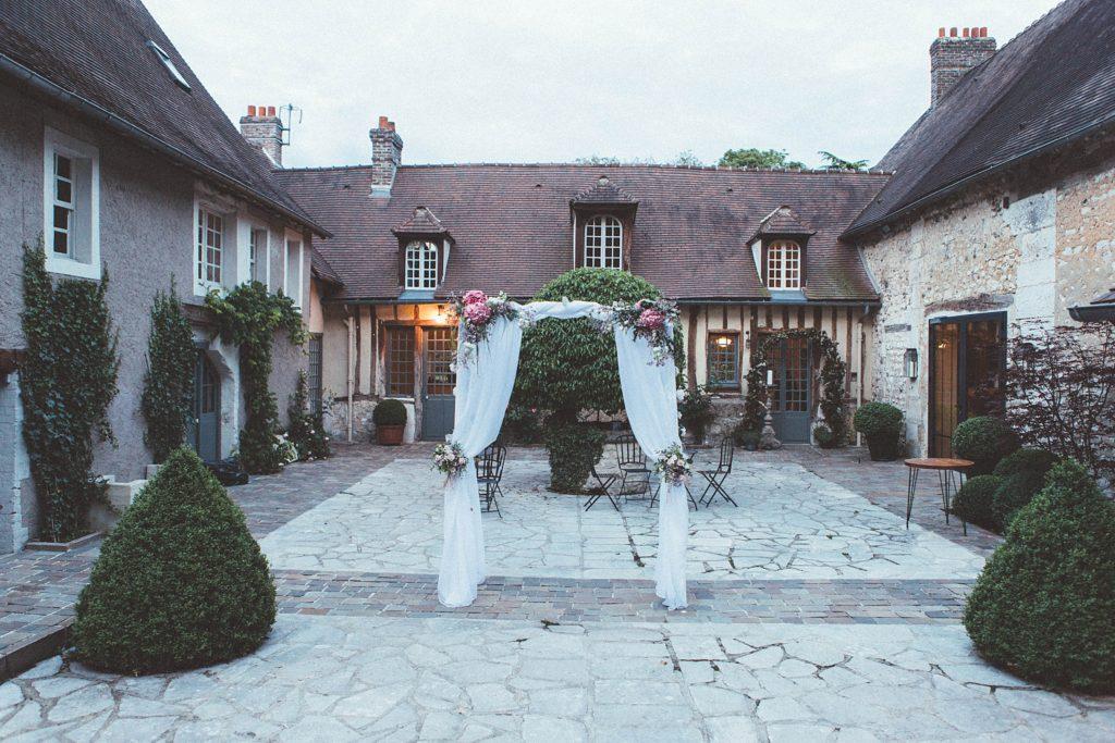 Lieux de mariage autour de Paris dime Giverny photographe