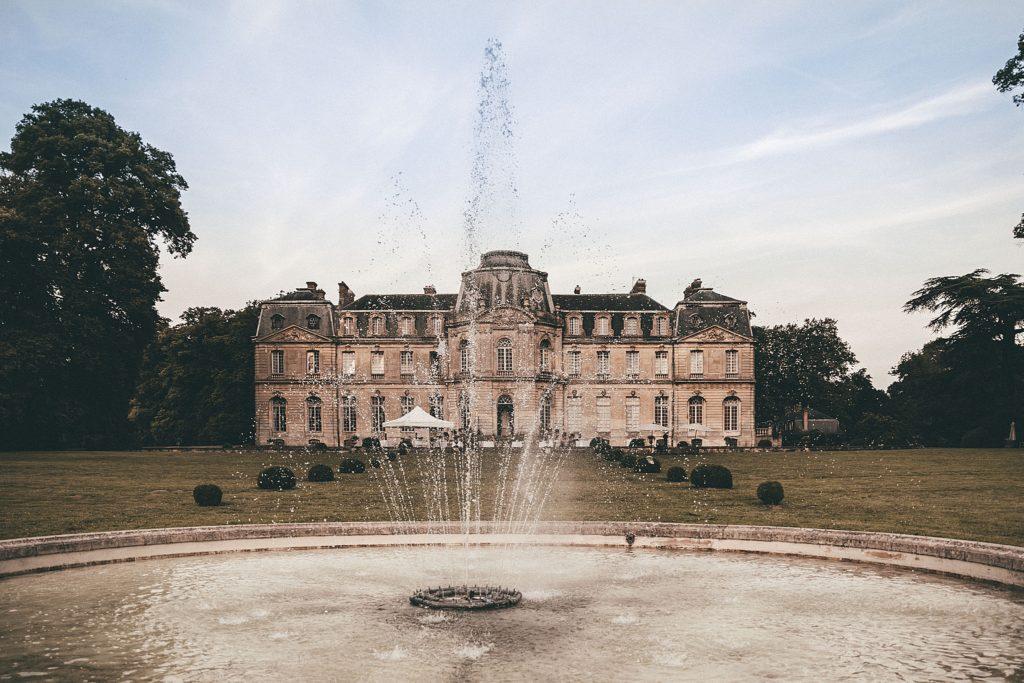 lieux de mariage autour de paris photographe mariage champlatreux