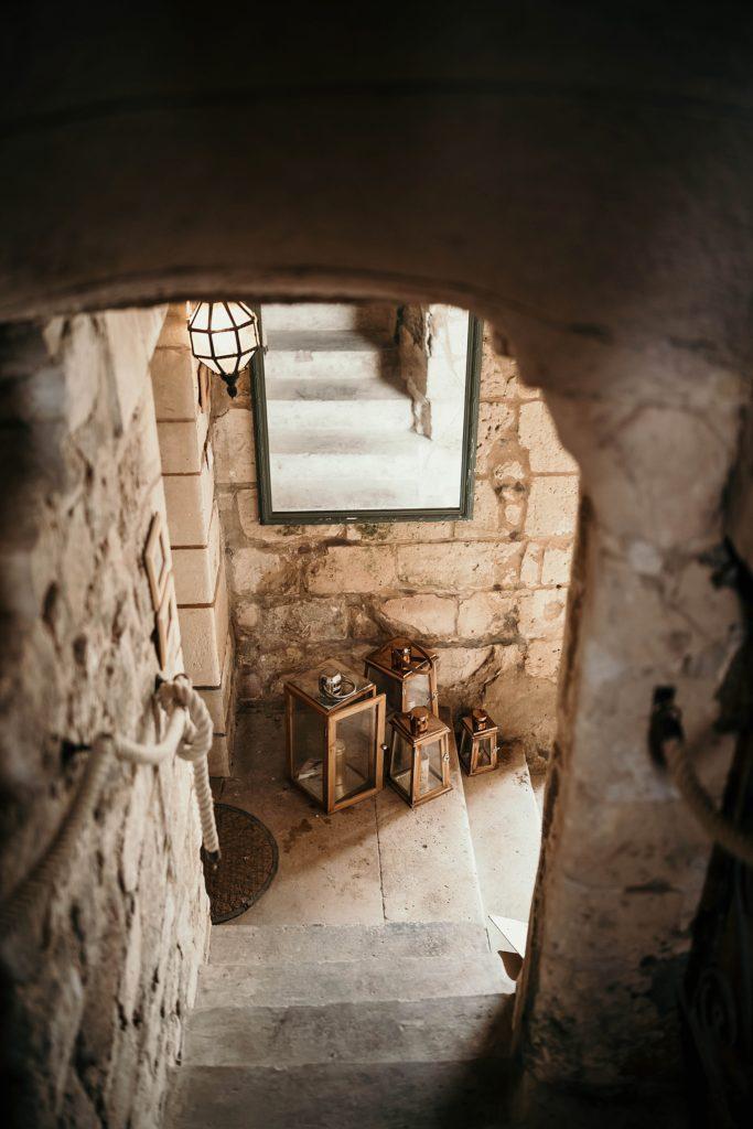 Se marier en hiver château Pontarmé