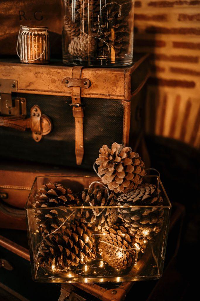 Se marier en hiver idée décoration mariage