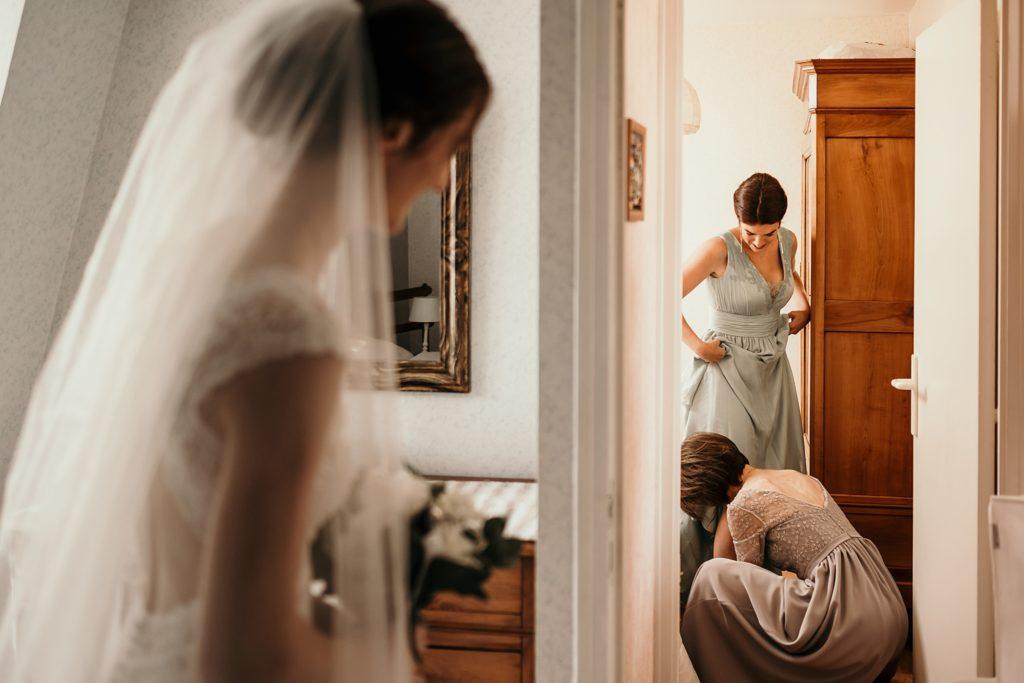 Photographe Mariage Saint Malo préparatifs mariage rothéneuf