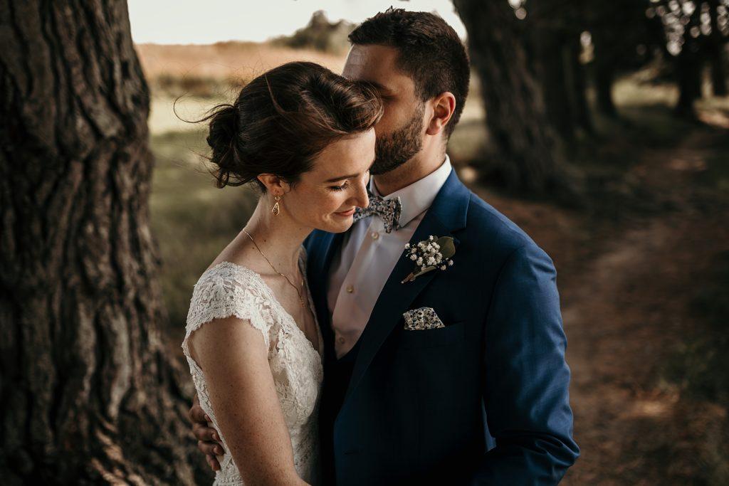 Photographe Mariage Saint Malo photo des mariés
