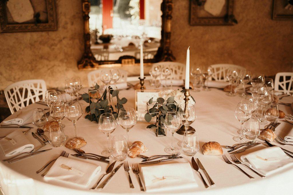 Photographe Mariage Saint Malo décoration table mariage