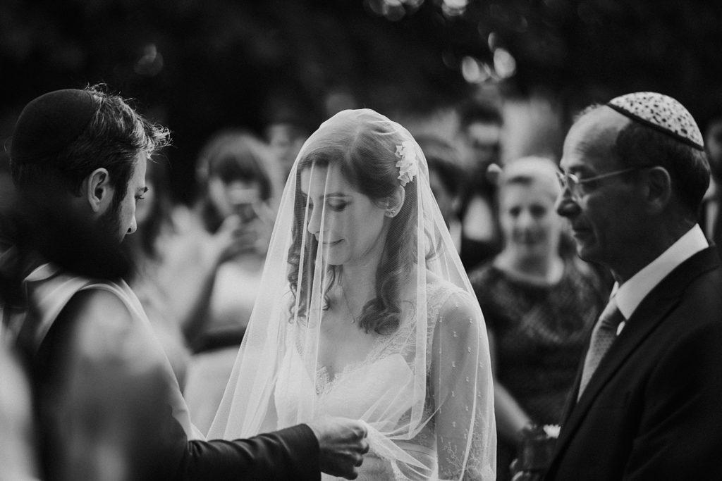 Cérémonie en extérieur photographe mariage juif
