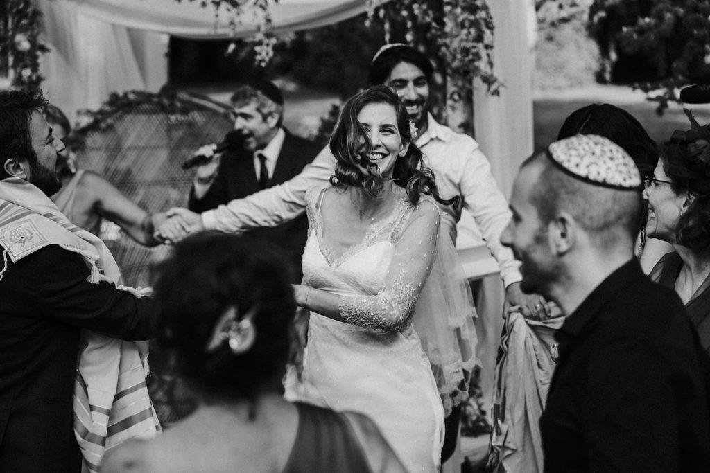 Cérémonie en extérieur photographe mariage paris