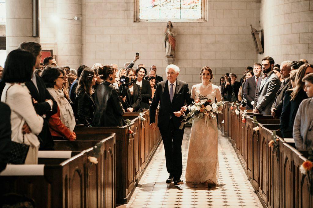 mariage a l'eglise saint lubin Mariage à la Bergerie de Vaujoly