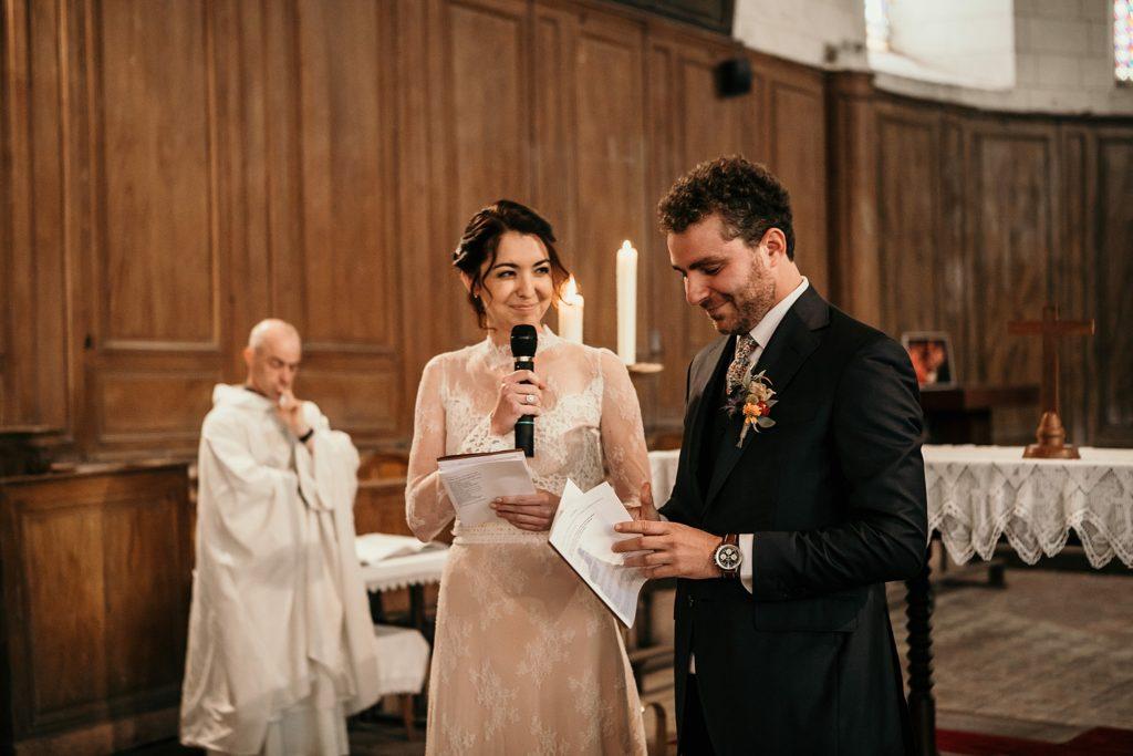 Mariage à la Bergerie de Vaujoly mariage a l'eglise saint lubin eure et loire