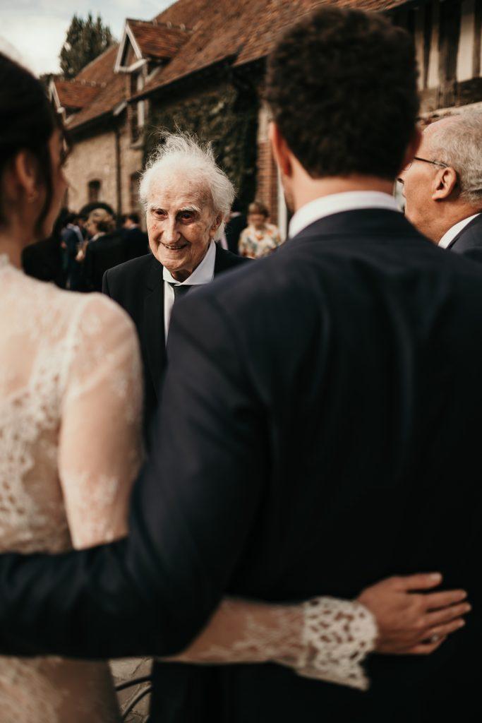 Mariage à la Bergerie de Vaujoly photographe emotions