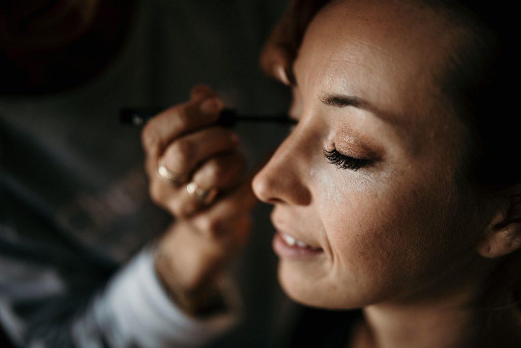 Conseils pour les préparatifs de la mariée maquillage